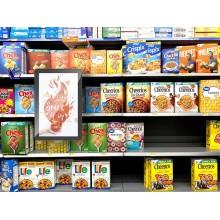 Настенные рекламные дисплеи для полок магазинов и офисного интерьера