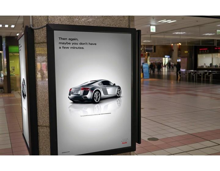 Рекламные и информационные мониторы с 3G
