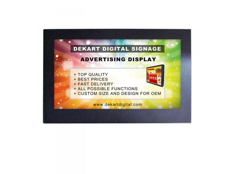 7 zoll digital signage werbeanzeige adbox 070 check preis. Black Bedroom Furniture Sets. Home Design Ideas