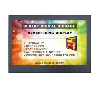 10 inch Commercial display for advertising ADBOX-100