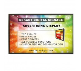 70-Zoll-Digital-Signage-Werbedisplays ADBOX-700