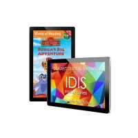 Digital signage Commercial Display IDIS-215