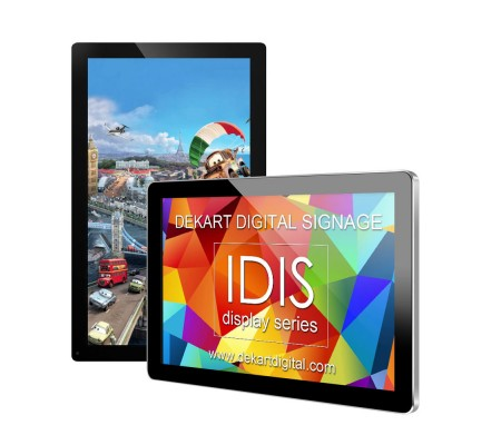 LCD digital display for digital signage IDIS-550